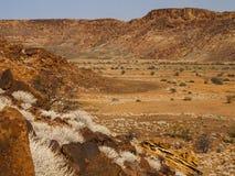 Twyfelfontein Obraz Stock