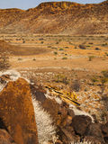 Twyfelfontein Obrazy Stock