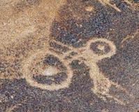 Twyfelfontein em Namíbia, África Imagem de Stock Royalty Free