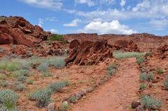 Twyfelfontein landscape,Namibia Stock Photos