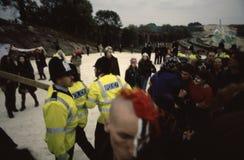 Twyford ner 1993 Royaltyfri Bild