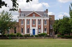 Twyford skola, London Arkivbild