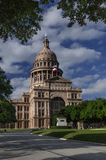 TX Entrata del sud del Campidoglio dello stato Fotografie Stock Libere da Diritti