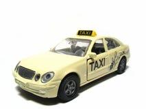 Táxi Foto de Stock