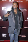 Ty Hodges on the red carpet. Ty Hodges on the red carpet in Hollywood in November 29 2006 Royalty Free Stock Photography