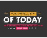 Ty możesz oczekiwać spotykać wyzwania today z wczoraj ` s narzędziami ` t ilustracji