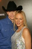 Ty Murray,Jewel Kilcher Stock Image