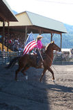 Ty Pozzobon Invitational PBR Royalty Free Stock Images