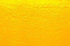Żółty tło Obrazy Royalty Free