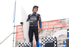 Ty Watson, Pantin Classic 2012 Royalty Free Stock Images