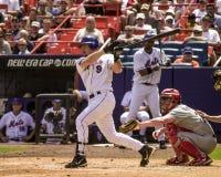 Ty Wigginton, New York Mets Fotografie Stock