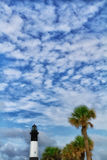 tybee света острова дома Стоковая Фотография RF