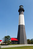 The Tybee Island Light Stock Image