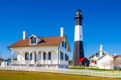 Tybee Island Light Stock Images