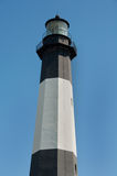 Tybee Island Light in Savannah, Georgia Stock Photos