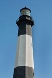 Tybee Island Light in Savannah, Georgia Stock Photos