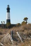 Tybee Island Lighthouse Stock Image