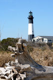 Tybee Island Lighthouse Royalty Free Stock Photos