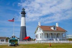 Tybee Island Lighthouse Images stock