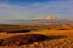Tybet góry naimonanyi Manasarovar i jezioro Obraz Stock