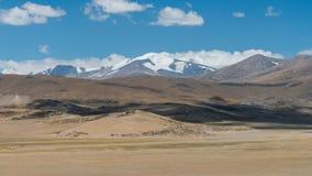 Tybet krajobraz Fotografia Royalty Free