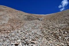 Tybet, lato krajobraz przy wysokością więcej niż 5000 metrów Na sposobie źródło Ind rzeka zdjęcie royalty free