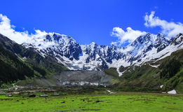 Tybet sceneria obrazy stock