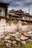 Tybetański Buddyjski monaster w Chiny obraz stock