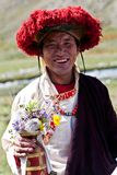 Tybetański michaelita Fotografia Royalty Free
