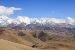 tybetańskiej krajobrazu fotografia royalty free