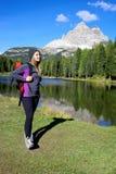 Tycka om berget Royaltyfria Foton