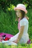 Tycka om sommaren Royaltyfria Bilder