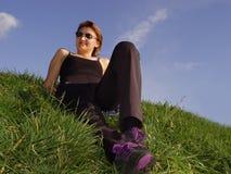 tycka om utomhus- livstid Royaltyfria Bilder