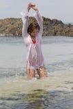 tycka om vatten Royaltyfria Foton