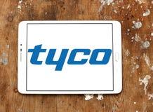 Tyco International firmy logo zdjęcia royalty free
