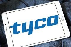 Tyco International firmy logo obrazy stock