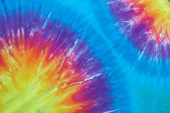 Tye Dye. D fabric, in circle patterns, original art done by me, enjoy royalty free stock images