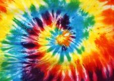 tye för 10 färg Arkivbilder