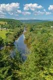 Tye and James Rivers – Buckingham County, Virginia, USA Stock Photography