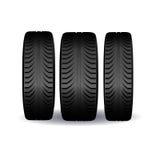 Tyers Royalty Free Stock Photos