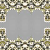 Tyg för textur för tapet för dekorativ abstrakt ljus bakgrundsmodell geometriskt royaltyfria foton
