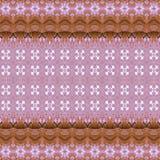 Tyg för textur för tapet för dekorativ abstrakt ljus bakgrundsmodell geometriskt arkivbild