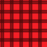 Tyg i sömlös modelltartan för röd och svart fiber EPS10 Royaltyfria Bilder