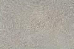 Tygbakgrund och texturer av rund form Royaltyfri Foto