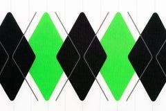 Tygdiagrambakgrund Arkivfoto