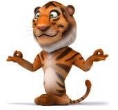 Tygrys ilustracji