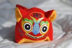 tygrys chińska zabawka Zdjęcia Stock