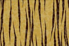 tygrys druku Zdjęcia Royalty Free