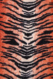 Tygrysa deseniowy tło Zdjęcie Royalty Free