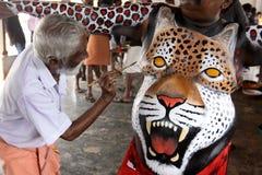 Tygrysi tana korowód Obraz Royalty Free